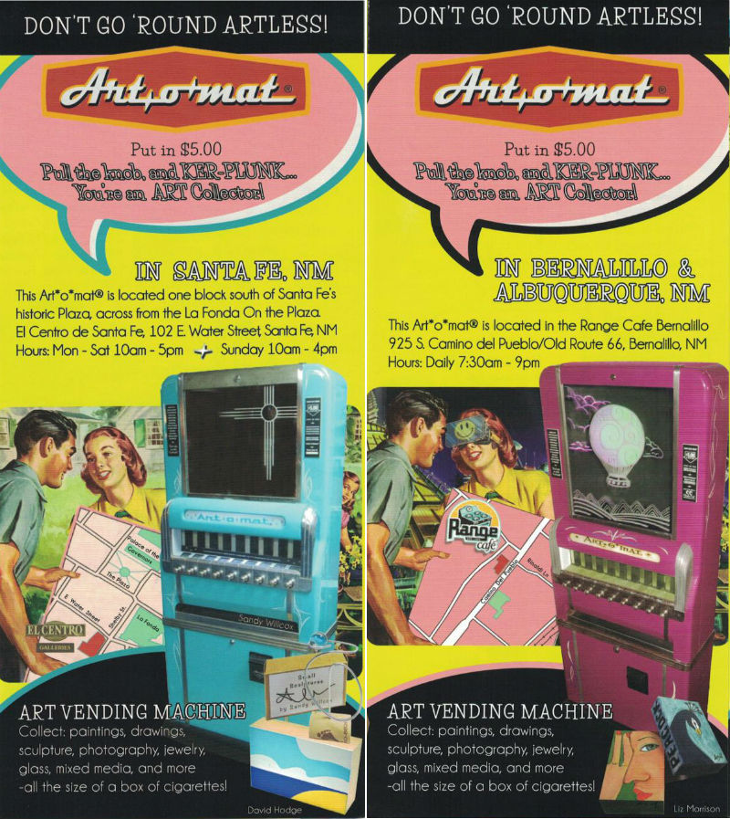 Art-O-Matic Machine