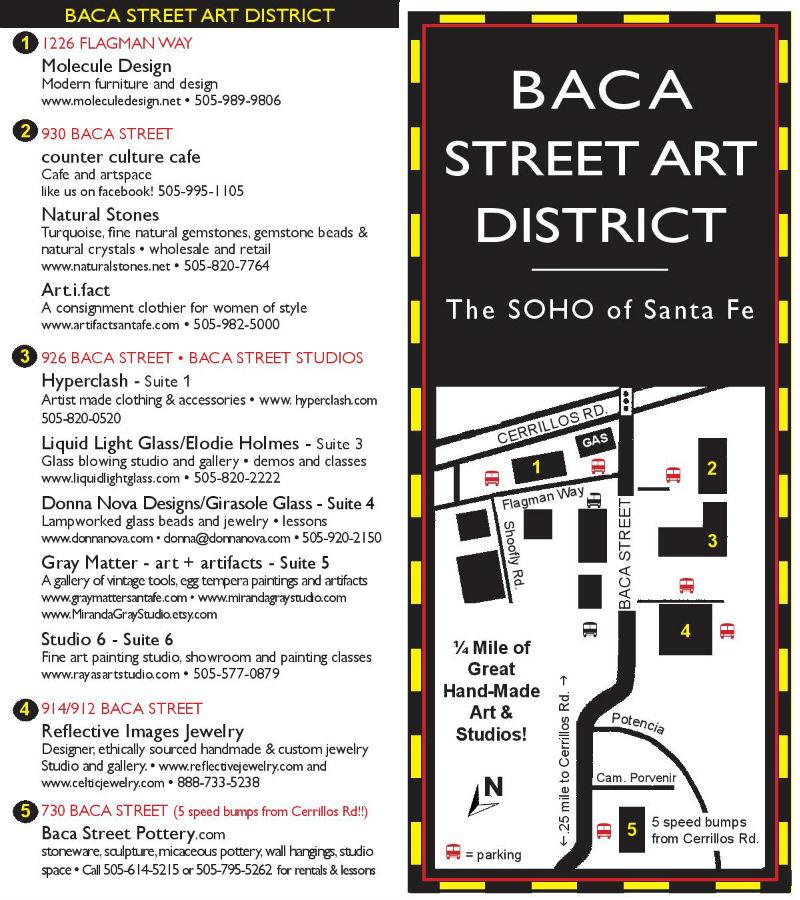 Baca Street Art District