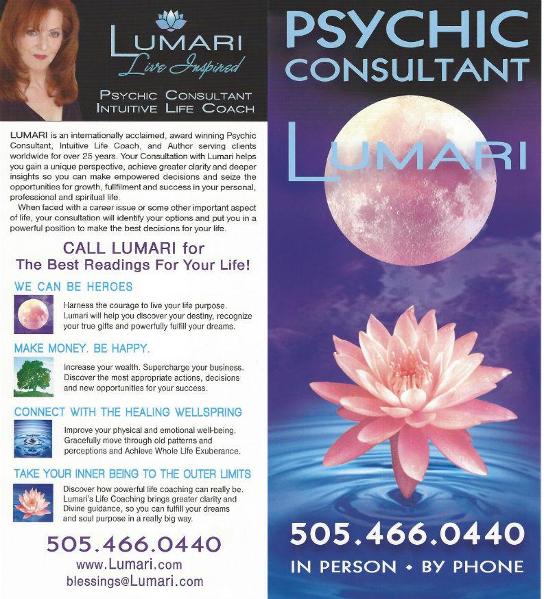 Lumari brochure