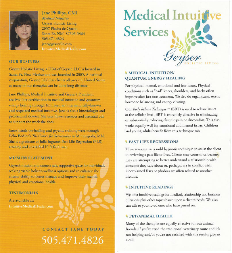 Medical Intuitive