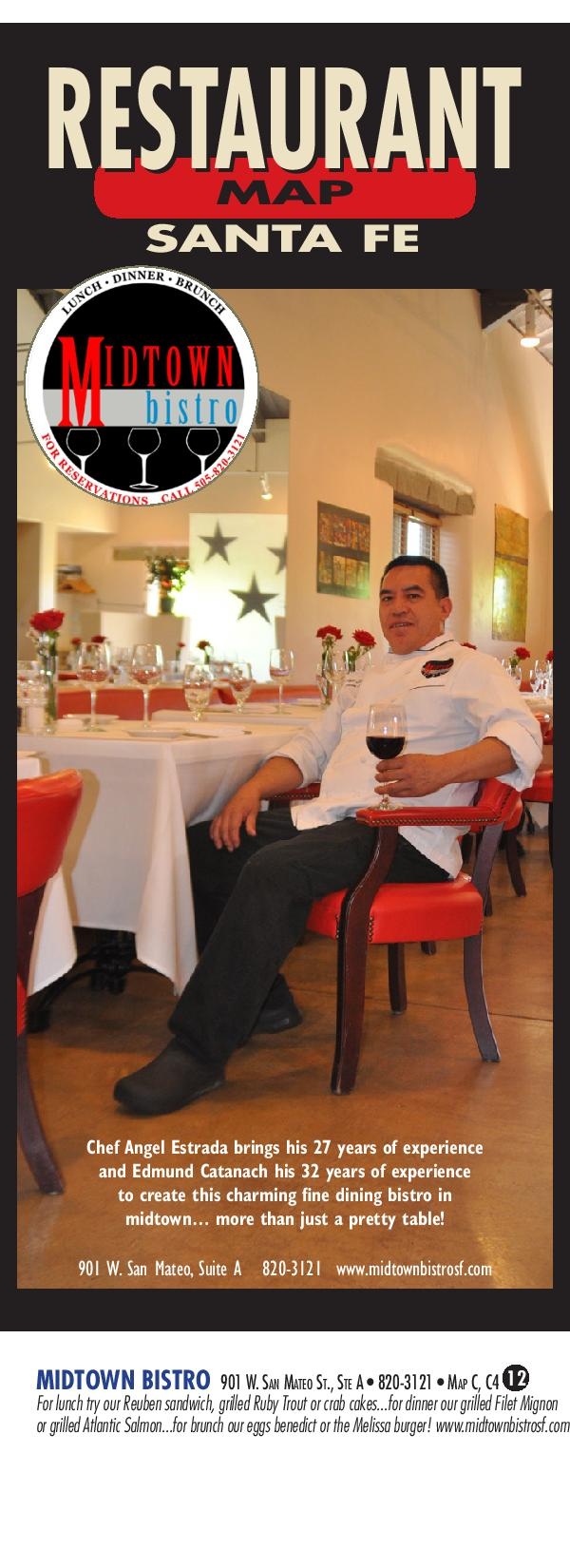 To Do In Santa Fe Restaurants And Specialty Foods