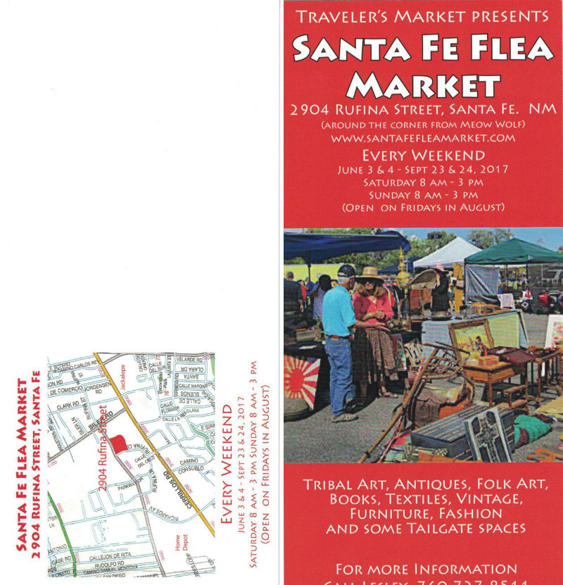 Santa Fe Flea Market