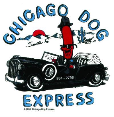 Chicago Dog brochure