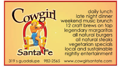 The Cowgirl brochure