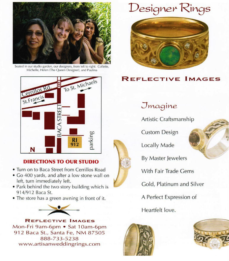 Designer Rings brochure