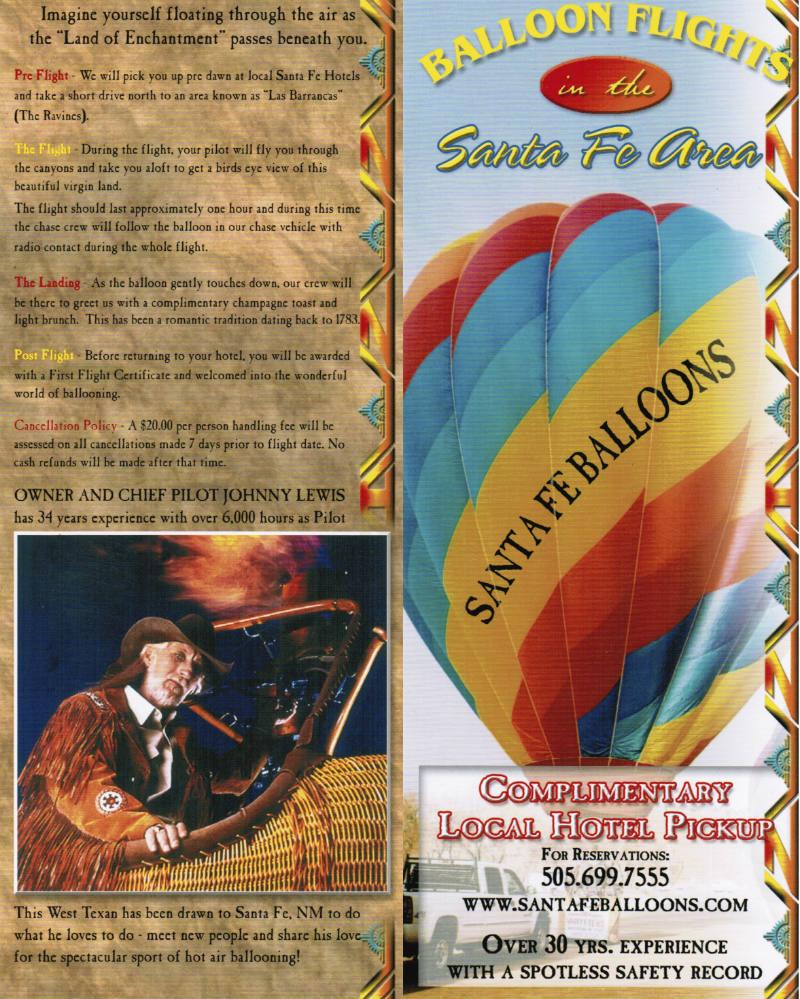 Santa Fe Balloons
