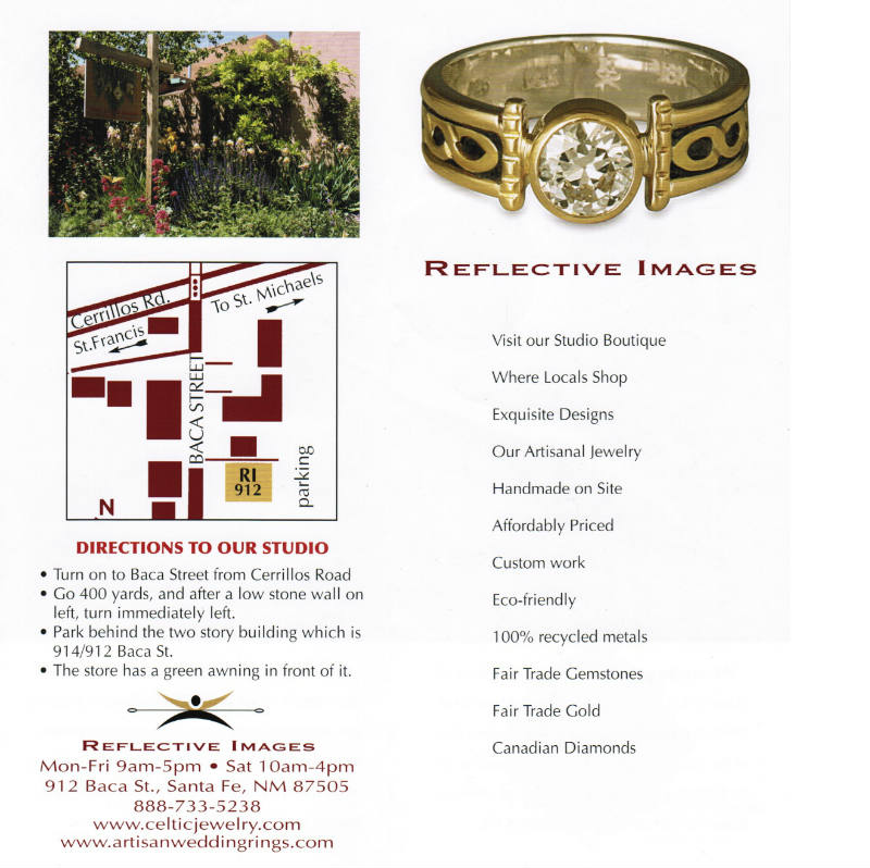 Reflective Images brochure